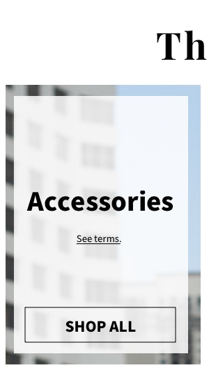 Accessories - Shop All