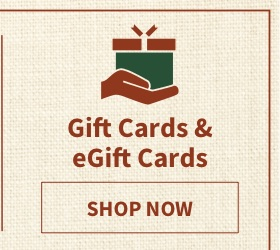 Giftcards - Shop Now