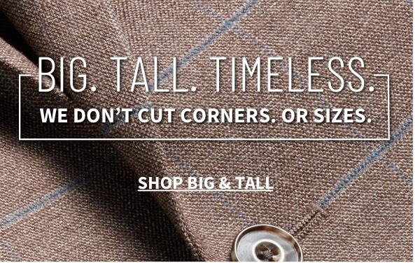 Big & Tall - SHOPBIG & TALL