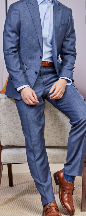 Traveler Custom Suits Up to 25% Off 2+